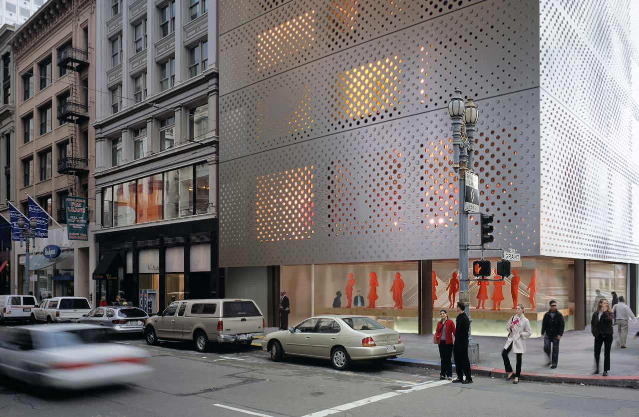 Wz Arc Project Prada Epicenter San Francisco